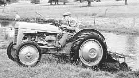 Picture of Massey Ferguson celebra el 70 aniversario del tractor que cambi� el mundo