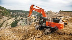 Foto de Hitachi presenta la nueva excavadora grande ZX530LCH-6