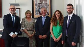 Foto de Veterindustria firma un convenio de colaboración con la Universidad Europea de Madrid