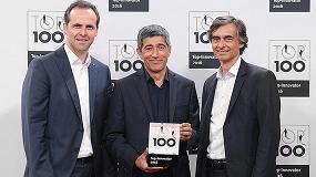 Foto de aluplast recibe el prestigioso premio TOP100