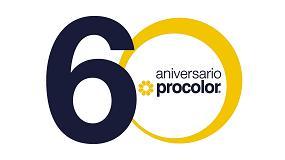 Foto de La marca de pintura profesional Procolor cumple 60 a�os