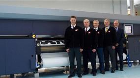Foto de Modagrafics confía en la Durst Rho 312R su nuevo proceso de producción patentado
