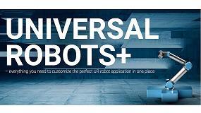 Foto de Universal Robots+, la nueva plataforma de soluciones plug & play para los robots UR