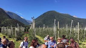 Foto de Nufarm invita a t�cnicos de frutales al norte de Italia
