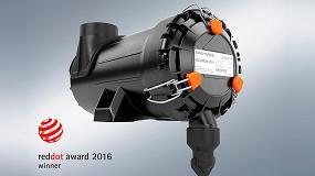 Foto de MANN+HUMMEL recibe el premio Red Dot 2016 por la calidad del diseño de su filtro de aire Entaron HD 4