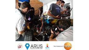Foto de Testo apoya la innovación y la práctica universitaria
