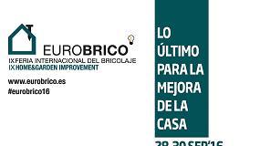 Foto de Eurobrico 2016, XI Feria Internacional del Bricolaje