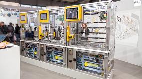 Picture of Pilz participa activamente en el dise�o de Industrie 4.0