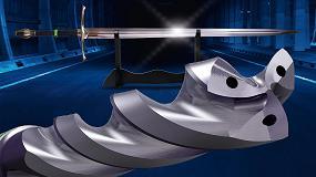 Foto de Nuevas brocas de metal duro de Hoffmann Group para un 50% más de avance y mayor velocidad de corte