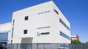 Picture of Hexagon Manufacturing Intelligence inaugurar� su nuevo Centro de Precisi�n en Madrid