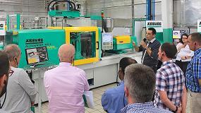 Foto de Arburg Francia: Presentación de la nueva Allrounder Golden Electric