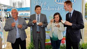 Picture of Central Lechera Asturiana estrena instalaciones para elaborar nuevos yogures