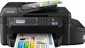Foto de Epson alcanza los 15 millones de impresoras EcoTank vendidas
