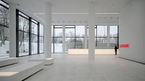 Picture of Hi-Macs ilumina la sede central de Osram en M�nich
