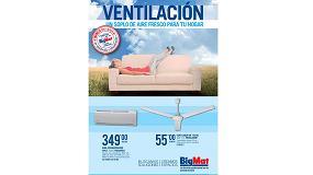 Fotografia de Bigmat dedica su �ltimo folleto a la ventilaci�n