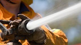 Fotografia de Aumenta en un 6% el balance de incendios en industrias en Espa�a con respecto al anterior periodo