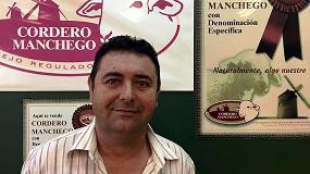 Fotografia de Pedro Jos� Dur�n, nuevo presidente del Consejo Regulador de IGP Cordero Manchego