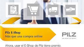 Foto de Ahora, usar el E-Shop de Pilz tiene premio