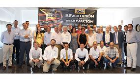 Picture of JCB Espa�a celebra su Convenci�n Anual de Distribuidores bajo el lema �Revoluci�n con Innovaci�n�