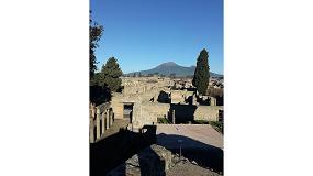 Fotografia de 380 c�maras para exteriores de Mobotix protegen Pompeya, declarada Patrimonio de la Humanidad por la Unesco