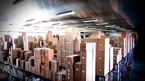 Foto de Imprefil ampl�a su almac�n para aumentar la gama de productos y mejorar los tiempos de respuesta