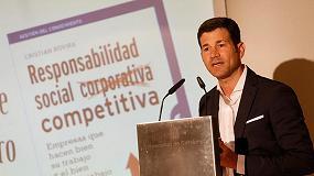 Picture of Cristian Rovira, vicepresidente de Grupo SIFU, presenta su primer libro
