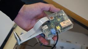 Picture of Prototipo para la detecci�n remota de gases peligrosos