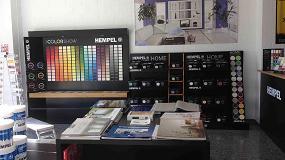 Foto de Hempel transforma 8 tiendas de pinturas en �Boutiques del Color�