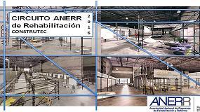 Foto de Anerr vuelve a Construtec con su Circuito de Rehabilitación renovado