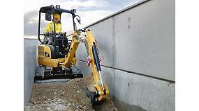 Foto de Caterpillar diseñará y fabricará sus miniexcavadoras más pequeñas tras finalizar su alianza con Wacker Neuson