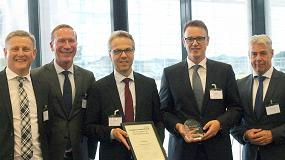 Foto de Schaeffler obtiene el galardón 'Best Support to Profitable Growth' de Vestas