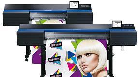 Foto de Calidad de imagen y valor añadido en la nuevas impresoras-cortadoras SG de Roland DG