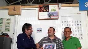 Foto de Kramp entrega los premios de su porra de la Eurocopa 2016