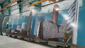 Foto de Tvitec exhibirá en Madrid los modelos de vidrio arquitectónico más grandes de Europa