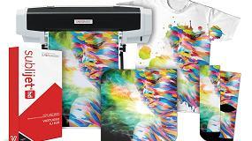 Foto de M2M presenta en C!Print 2016 la nueva impresora de sublimación Sawgrass VJ-628