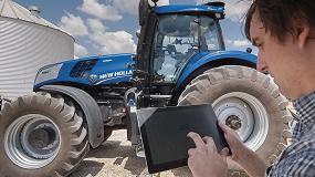Foto de New Holland NHDrive, una visión del futuro de la agricultura