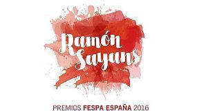 Foto de II Premios Ramón Sayans: 'Pasaporte a la excelencia mundial de Fespa en Hamburgo'
