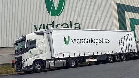 Foto de Vidrala Logistics, la experiencia de una marca