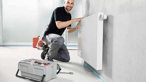Foto de El radiador Zehnder Zmart, escogido para equipar 56 viviendas en Madrid
