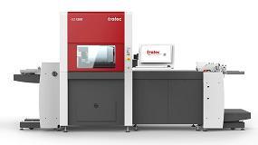 Foto de Trotec presenta su nuevo sistema láser para corte para grandes cantidades de papel
