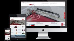 Foto de Trotec Laser lanza su nueva página web