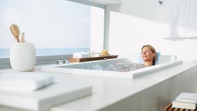 Foto de Bañeras Duravit para mejorar las sensaciones de un baño relajante