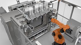 Foto de Stratasys muestra en el IMTS 2016 posibles aplicaciones de impresión 3D en automoción y aeronáutica