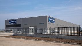 Foto de Cortizo abre un nuevo Centro Logístico con planta de lacado en Bucarest