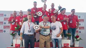 Foto de Linde celebra la Copa Nacional de Carretilleros 2016 en Valls (Tarragona)