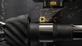 Foto de Mayor velocidad y tenacidad con las nuevas calidades de torneado duro