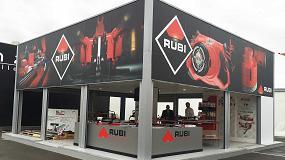 Foto de Rubi estará como cada año en la feria Cersaie 2016