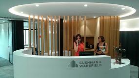 Foto de Cushman & Wakefield ampl�a sus oficinas en Barcelona