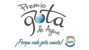 Foto de Los ayuntamientos participan activamente en el Premio Gota de Agua