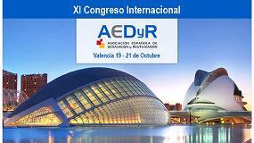 Foto de Todo listo para la celebración del XI Congreso Internacional Aedyr